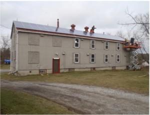 CIA Solar - Installation Complete
