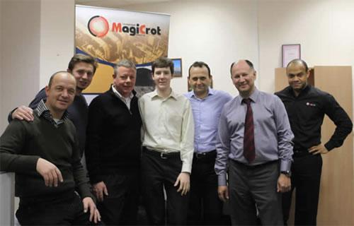 Magicrot Staff